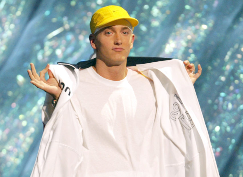 """Spotify Declares Eminem's """"Till I Collapse"""" The Biggest Workout Song Ever"""