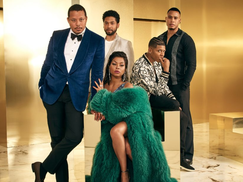 """Empire"" Cast Reacts & Rallies Around Jussie Smollett Following Hate Attack"