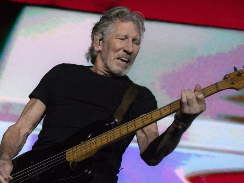 Pink Floyd's Roger Waters Urges Travis Scott, Big Boi & Maroon 5 To #TakeAKnee