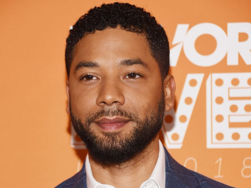 Jussie Smollett Breaks Silence Following Hateful Attack That Left Him Hospitalized