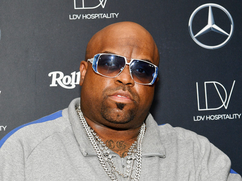 CeeLo Green Apologizes For Anti-Protest Outburst With Prayer Hands Meme