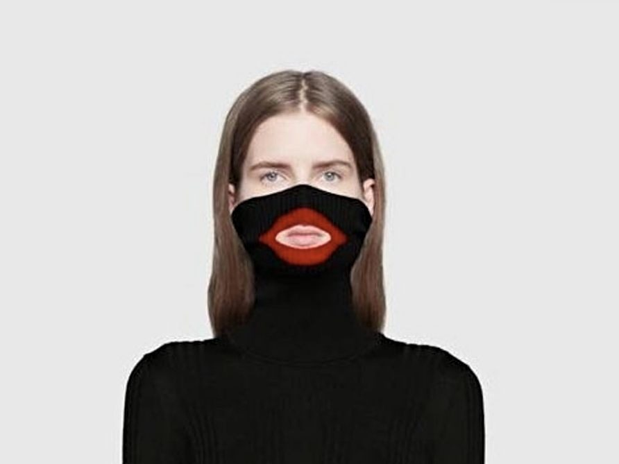 "Gucci Apologizes For Offensive ""Blackface"" Sweater Following Backlash"