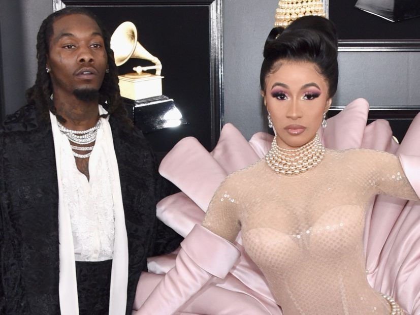 "Cardi B Deletes Instagram Account Following Grammy Win Backlash: ""Sick Of This Shit"""