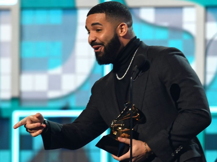 Drake's 2019 Grammys Acceptance Speech Gets Cut Short & Twitter Erupts