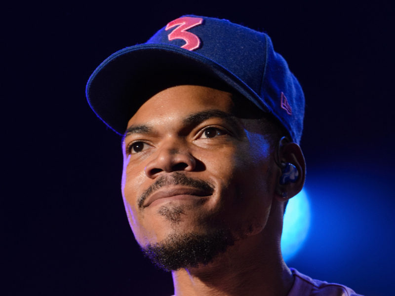 Chance The Rapper Blocks Hater Trying To Ruin His Lizzo Throwback Thursday Shine