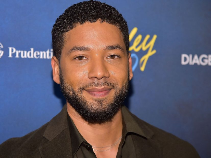 Jussie Smollett Arrested For Felony Disorderly Conduct