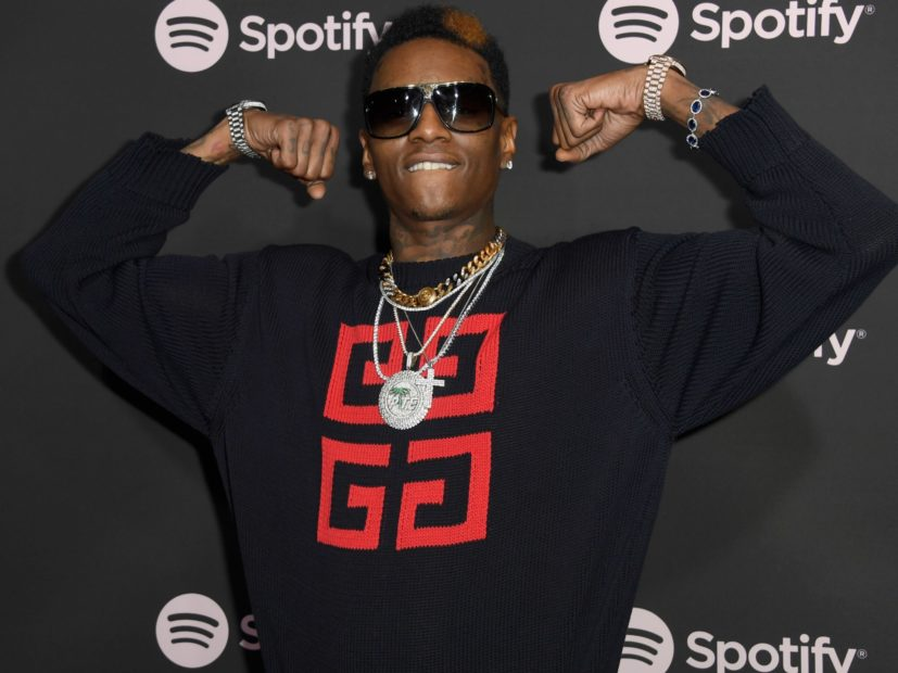 Soulja Boy Apparently Spent Valentine's Day With Blac Chyna