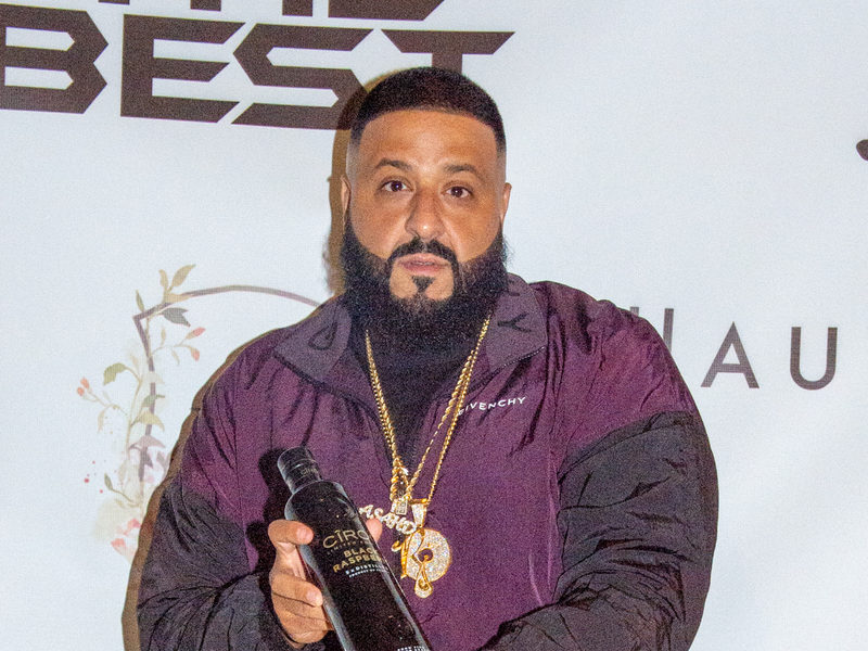 DJ Khaled Becomes Apple Music's 1st Artist-In-Residence