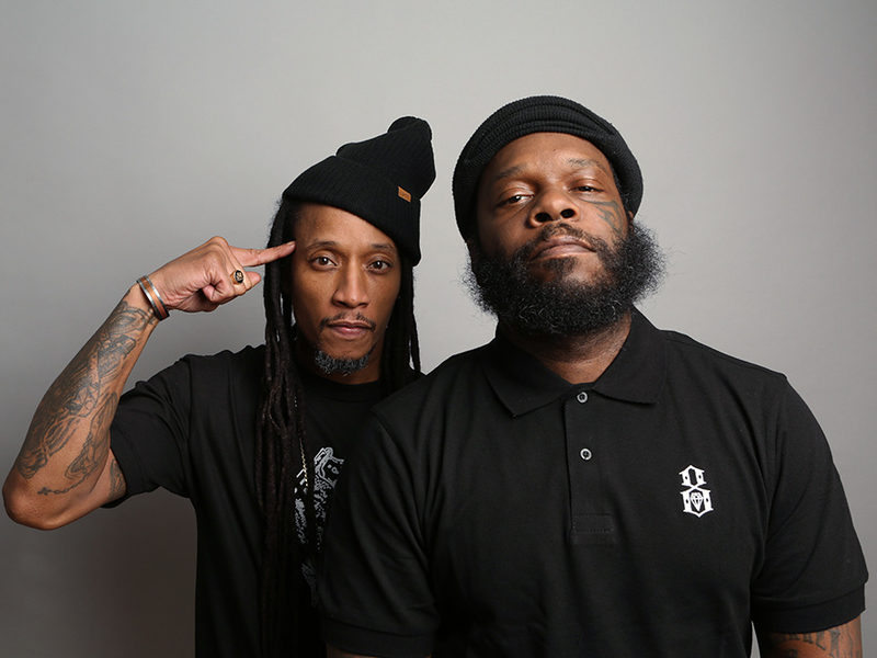 "Smif-N-Wessun Say 9th Wonder Pushed Them To Be Great For ""The All"" LP"