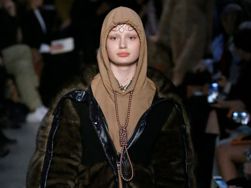 Burberry Apologizes After Being Canceled For Rope Noose Hoodie