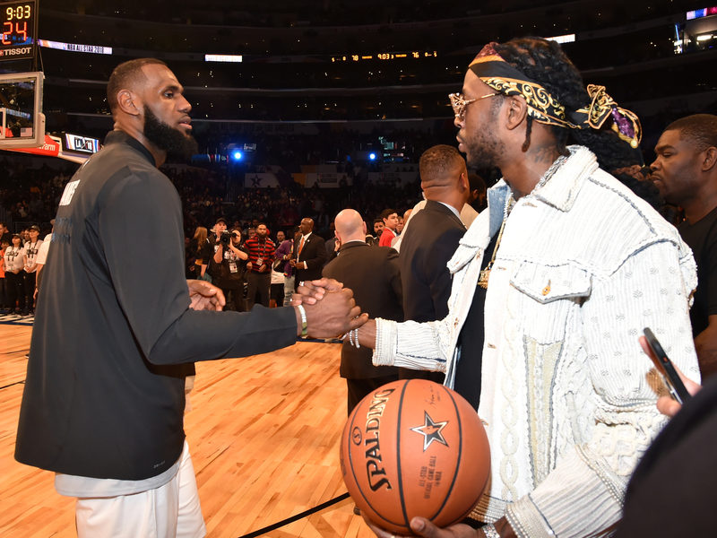 2 Chainz Recruits LeBron James To A&R His Next Album