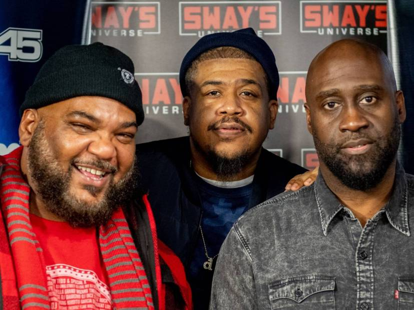 "Maseo On De La Soul's War With Tommy Boy: ""There's Been A Lot Of Pain & Suffering"""