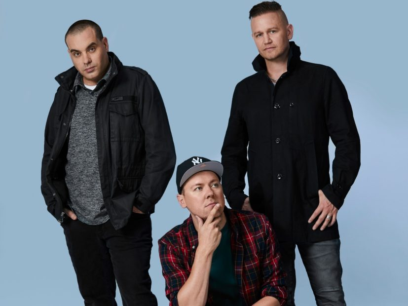 "#DXCLUSIVE: Hilltop Hoods Return With ""The Great Expanse"" Album"