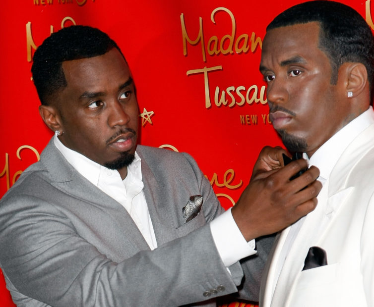 Police Hunt For Man Who Attacked — And Decapitated — Diddy Wax Statue