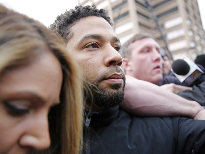 "Jussie Smollett Axed From ""Empire"" Season As Cast Members Delete Their Instagram Support"