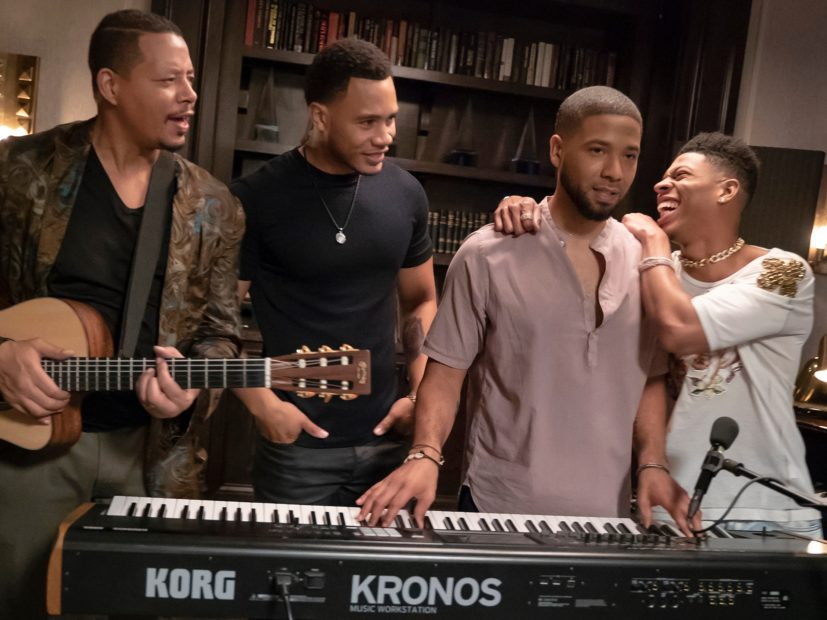 "Jussie Smollett's ""Empire"" Screen Time Cut In Wake Of … Whatever Is Going On"