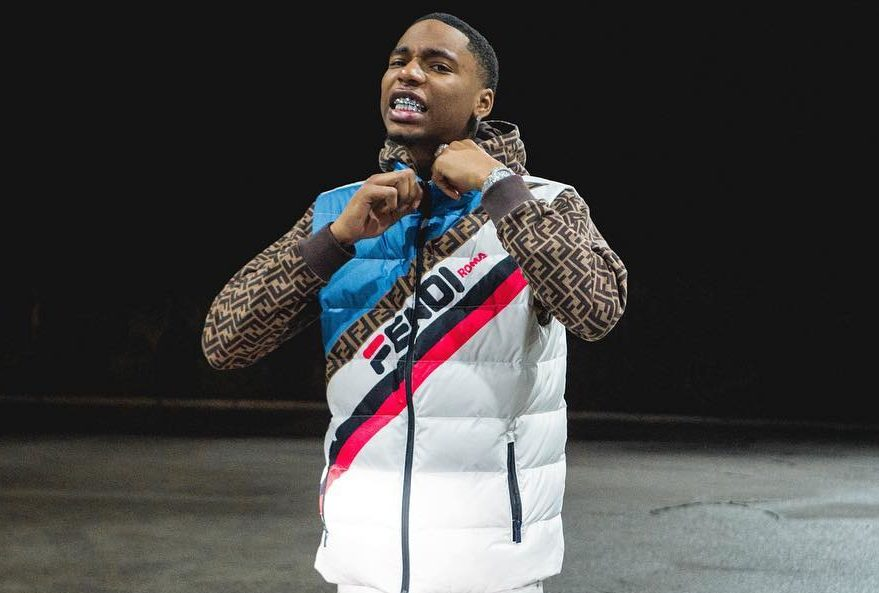 Key Glock Arrested On Felony Firearm And Charges Of Possession Of Marijuana