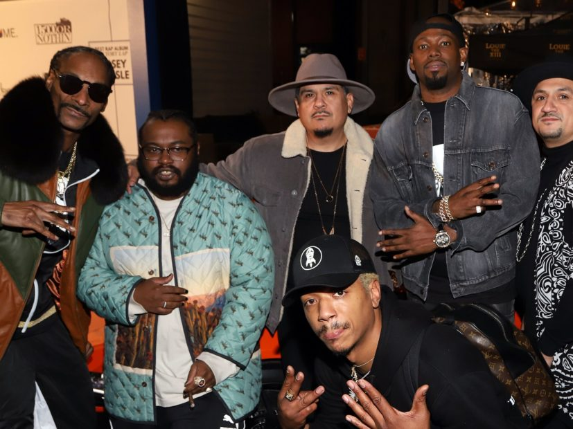 DJ Snoopadelic & 1500 Or Nothin Do It Big During Pre-Grammy Performance Party