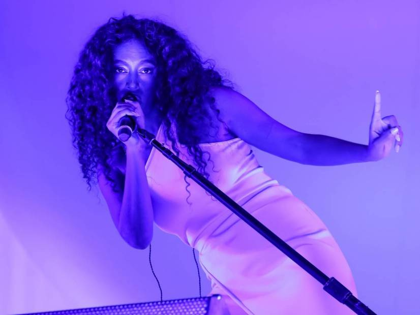 "Solange Releases ""When I Get Home"" LP"