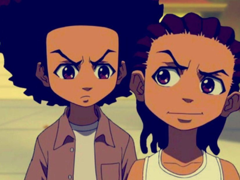"Aaron McGruder Revamps ""The Boondocks"" Comics With Charlamagne Tha God's Help"