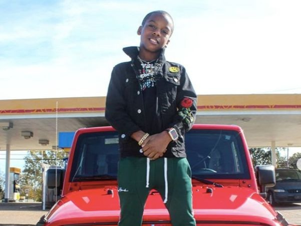12-Year Old Rapper Corey J Faces Felony Charge For Allegedly Selling CDs At Mall