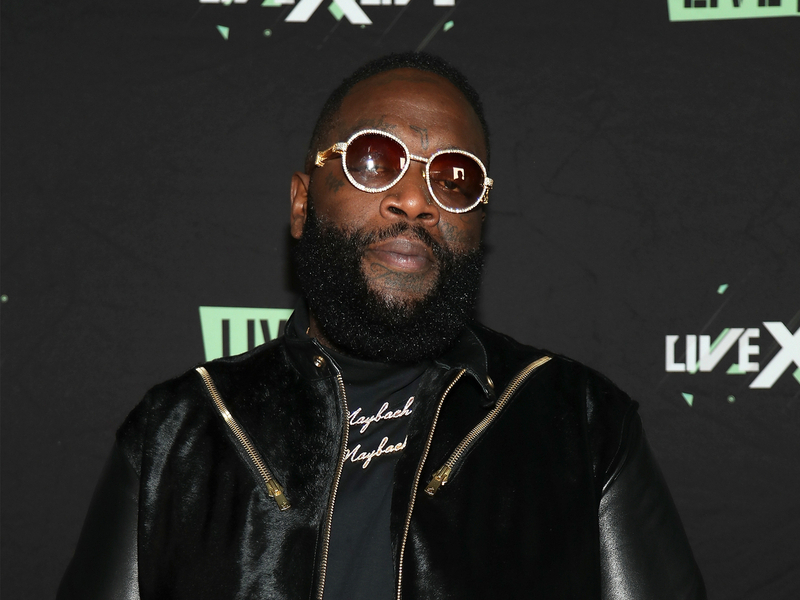 "Rick Ross Urges People To Celebrate Nipsey Hussle's ""Purpose"""