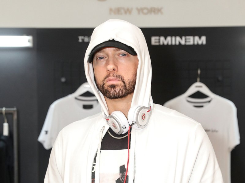Eminem Crowns 2Pac As The Greatest Songwriter Of All Time