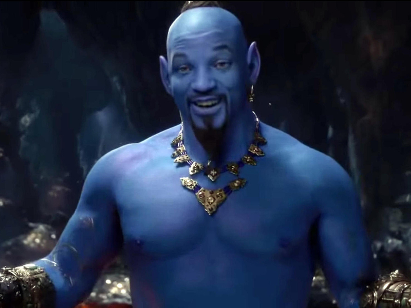 Watch Will Smith As Ge...