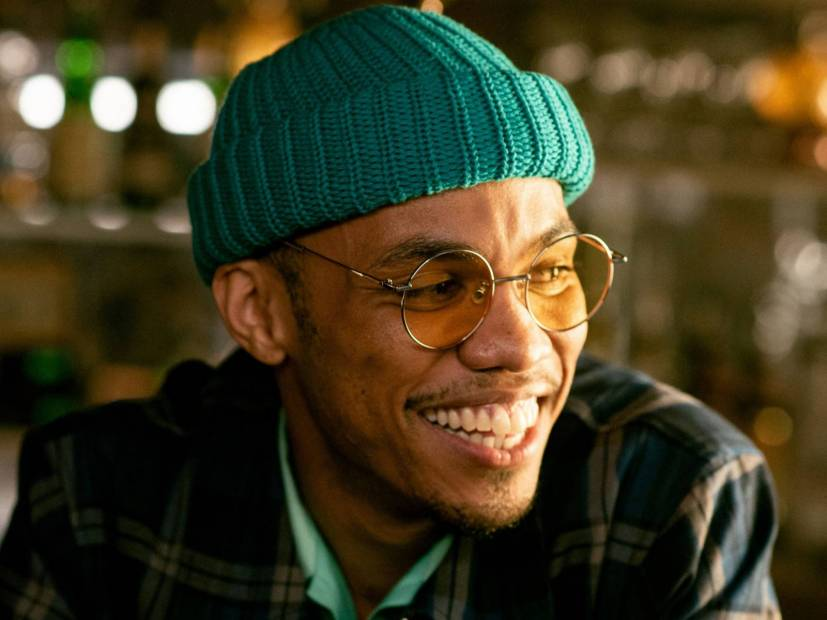 Anderson .Paak Explains Why He's All For Jameson Irish Whiskey's #LoveThyBar Campaign