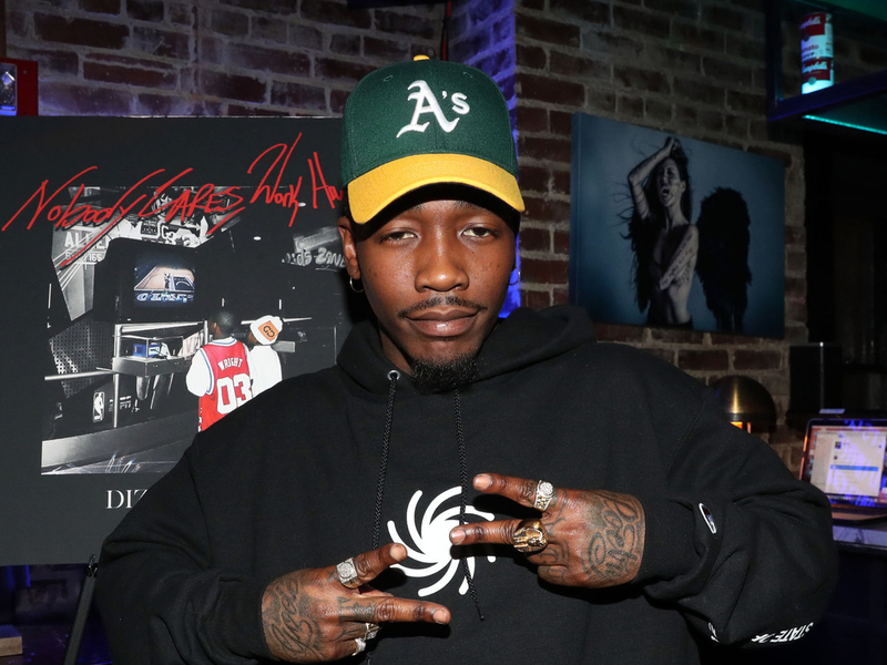 "Dizzy Wright Shares ""Nobody Cares, Work Harder"" Album"