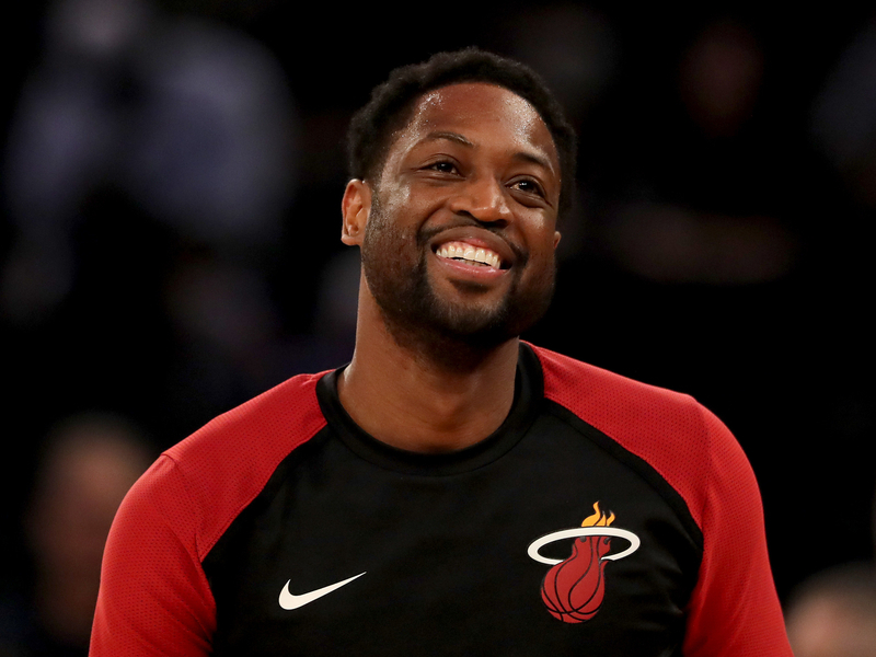 Dwyane Wade Runs Through His Favorite Rap Lyric Mentions
