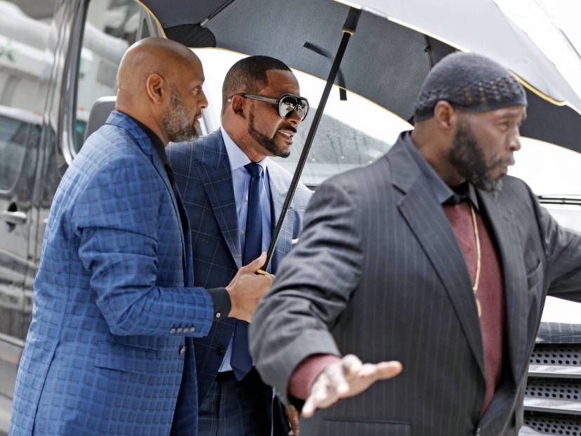 R. Kelly Case Courthouse To Become Media Circus