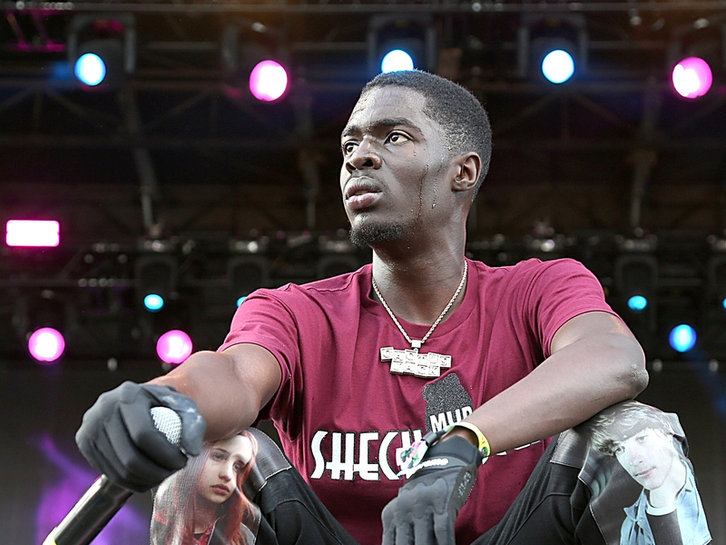 Sheck Wes Won't Be Charged For Allegedly Abusing Justine Skye