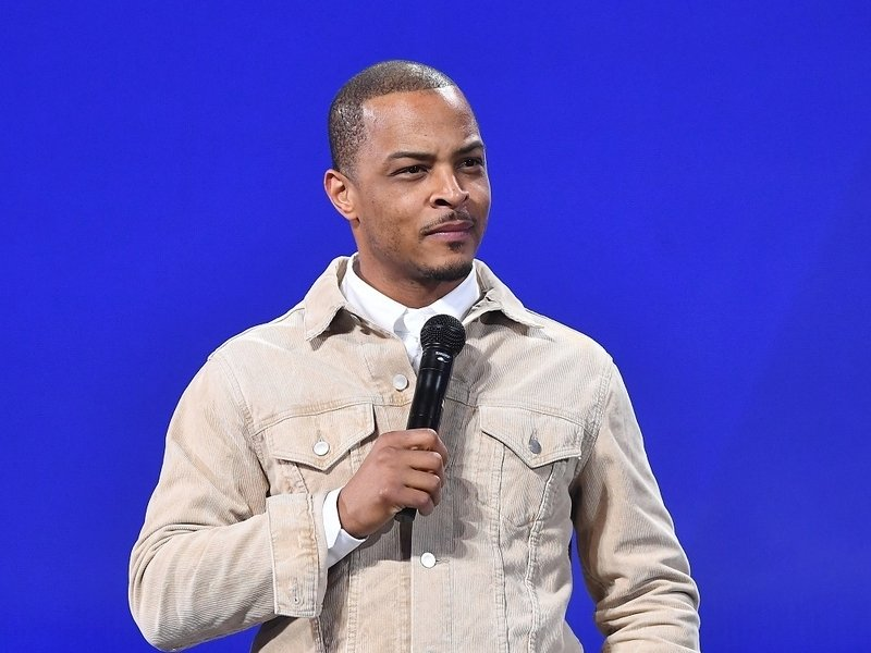 T.I. Honored By Georgia State Senate For Community Impact