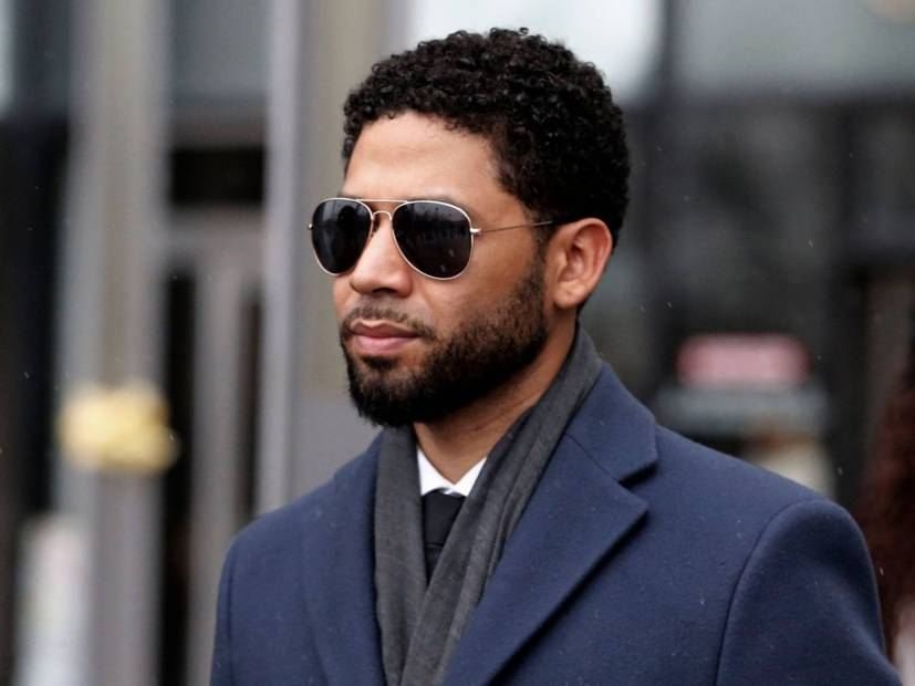 Chicago Police Release Video Of Noose-Wearing Jussie Smollett
