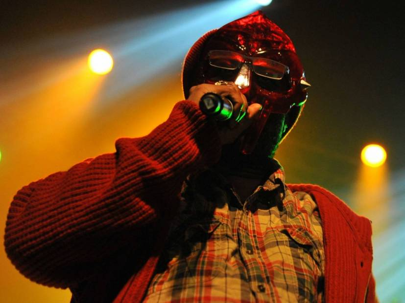 "DOOM Admits He Doesn't Listen To Hip Hop & Only Raps ""To Get Money"""
