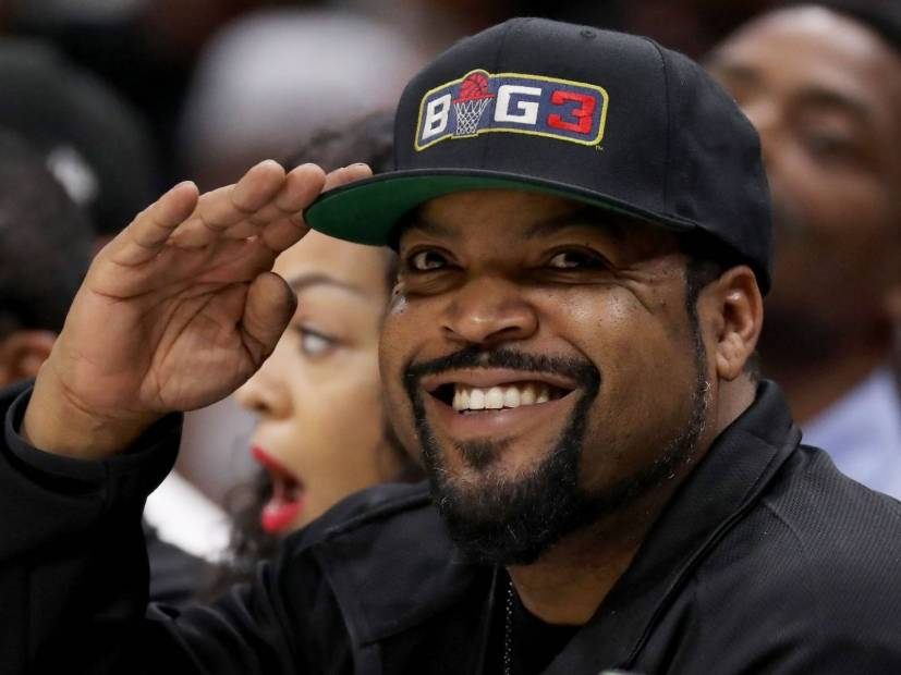Ice Cube Insinuates NBA Stole New All-Star Game Rule From BIG3