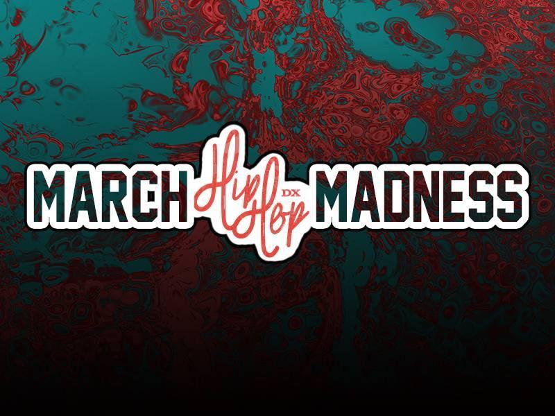 Hip Hop March Madness: Final Four  Featuring J. Cole, Joey Bada$$, Kendrick Lamar & Eminem!