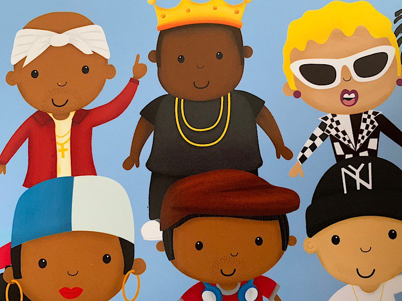 New Children's Book Aims To Introduce Hip Hop's History To Kids