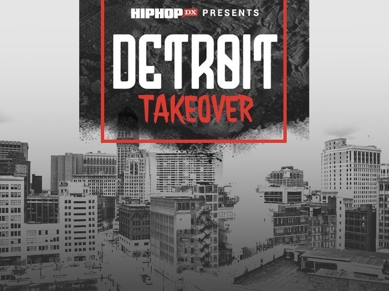 """HipHopDX Hosts """"Detroit Takeover"""" Showcase At SXSW 2019"""