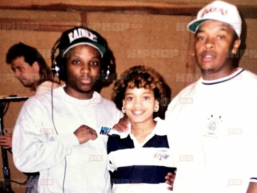 """J.J. Fad Revisits Working With Dr. Dre On History-Making """"Supersonic"""" Album 30 Years Later"""