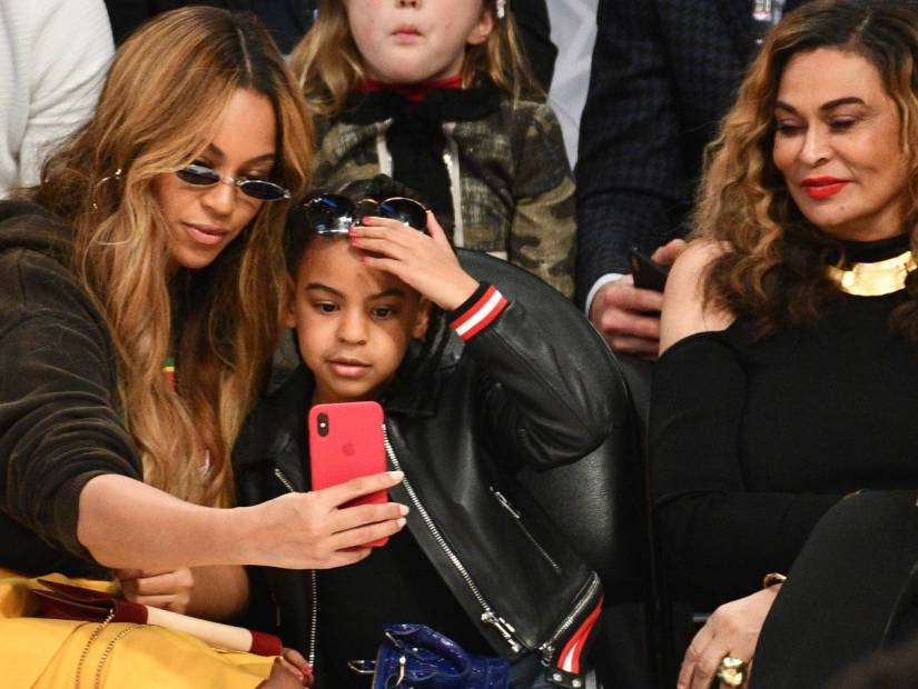 Blue Ivy Lawsuit Demands Beyoncé Hand Over JAY-Z & Tina Lawson Text Messages