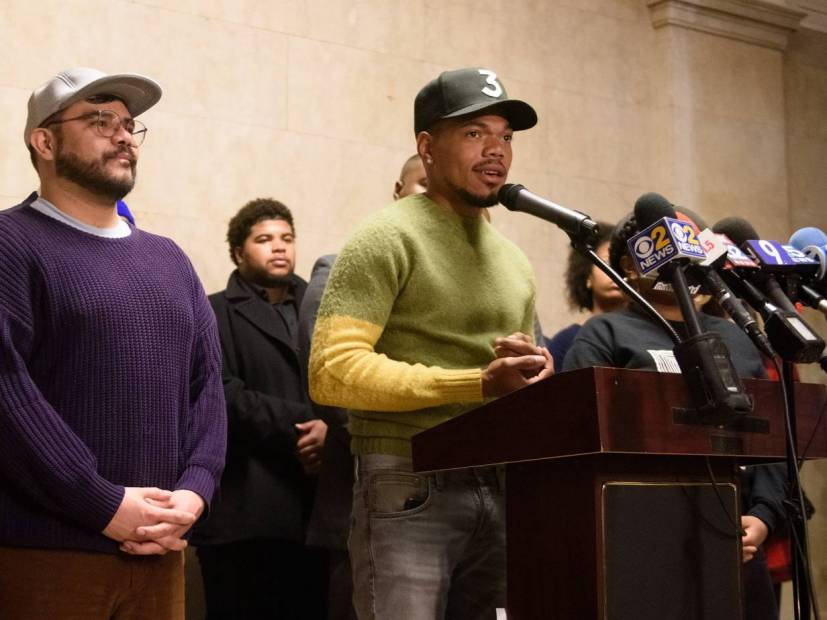 Chance The Rapper Getting Active In Chicago Mayoral Race