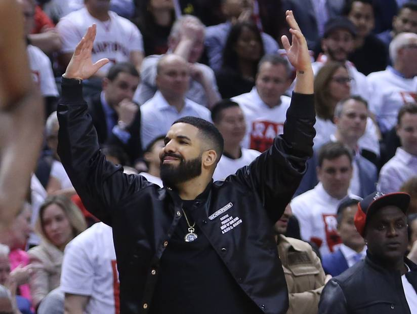 Drake & Toronto Raptors Introduce OVO Athletic Centre
