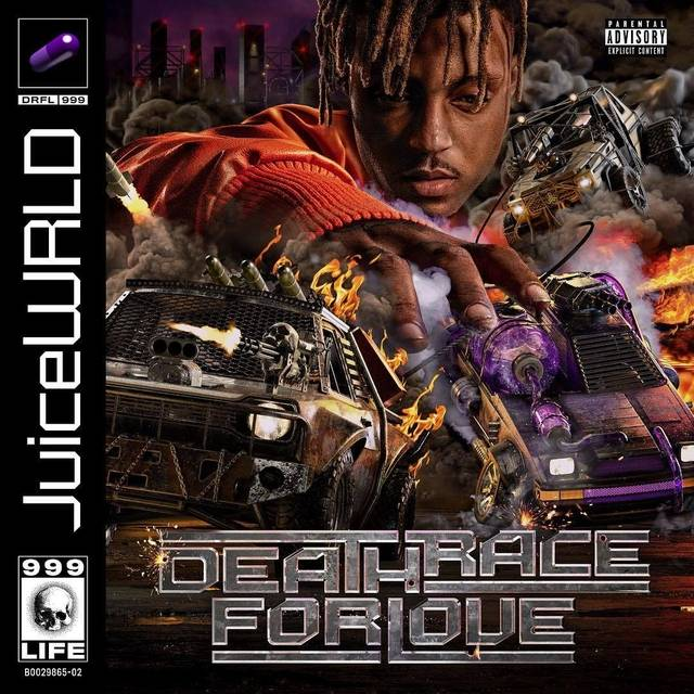 "Review: Juice WRLD's ""Death Race For Love"" Is A Boulder In Today's Emo Rap-Rock Mountain"