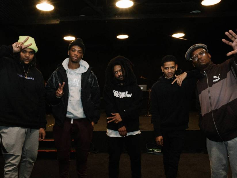 How Mass Appeal's Starting Five Plan To Inject Lyricism Back Into Rap's Forefront