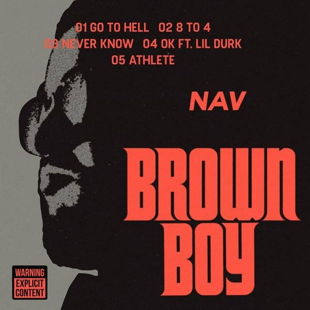 "Review: NAV Makes His 1st Decent Project With ""Brown Boy"" EP"