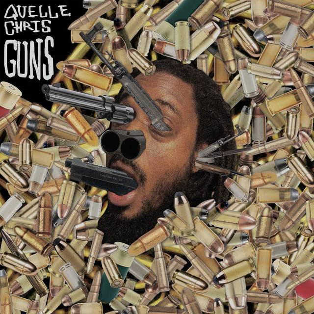 "Review: Quelle Chris Paints Modern America's Stained Portrait On ""Guns"""
