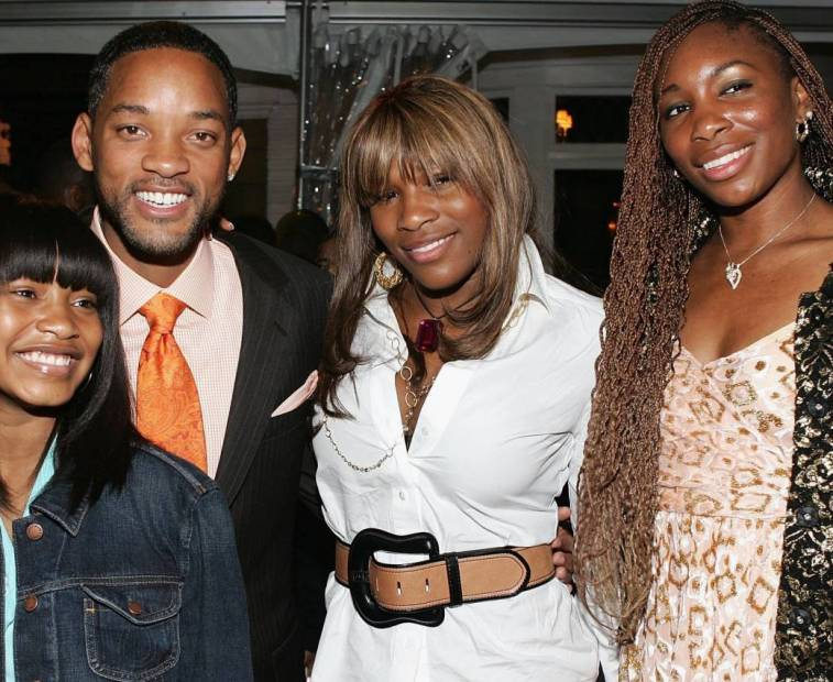 """Will Smith To Play Venus & Serena's Tennis Coach Father In """"King Richard"""""""