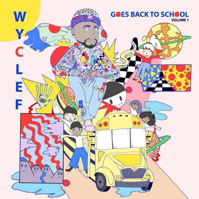 "Review: ""Wyclef Goes Back To School"" Is An Eclectic Journey"